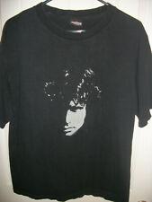 Vtg Jim Morrison The Doors Shirt-Winterland Large-Black