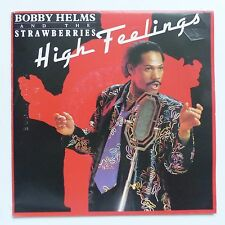 BOBBY HELMS AND THE STRAWBERRIES High feelings CBS A 4447 rrr