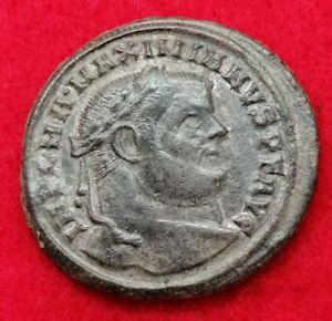Large Follis of Maximianus