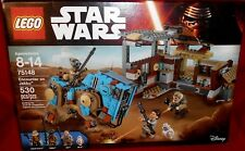 LEGO STAR WARS (75148) Encounter on Jakku NEW / SEALED HTF minfigs REY BB8