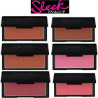 100% Genuine Sleek MakeUp Long Lasting Blusher Blush Various Shades