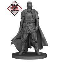 RAGNAR VIKING BARBARIAN SCALE 32mm MORDHEIM ZOMBICIDE DnD ROL WARHAMMER