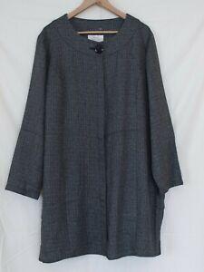 Ann Harvey - Ladies Suit - Grey - Size 22 - NEW