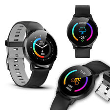 #1 Gift Idea Unisex Bluetooth Smart Watch Phone Stylish Metal Watch Pedometer