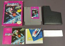 MagMax -- NES Nintendo Game Original BOX Complete CIB Manual Dust Cover Mag Max