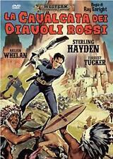 LA CAVALCATA DEI DIAVOLI ROSSI  DVD WESTERN