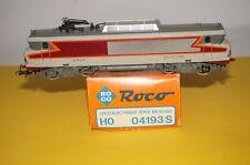 RF30] Roco, Ho, Nr.04193 S, Locomotive Électrique, BB-15046, Gris-Rouge IN Ovp