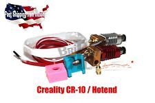 MK8 Extruder Hotend, Creality 3D Printer CR-10 Extruder, 1.75mm, w/Silicone Sock