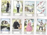 CARTOMANCY TAROT CARDS GIPSY CARD DECK - ZIGEUNER - 6 LANGUAGES #120