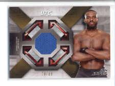 JON JONES 2016 TOPPS UFC KNOCKOUT GOLD GAME USED MAT RELIC #78/88 AB9695