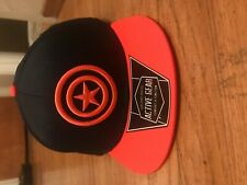 Captain America Baseball Cap One Size Fits Most