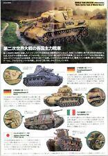 New 1/100 KAIYODO WTM figure Main Battle Tank of WWII Deformation Random Pick