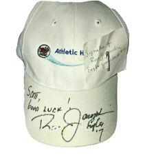 Ron Jaworski Signed Hat Autographed Auto Philadelphia Eagles Monday Night