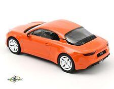 Renault Alpine A110 Legende 2020 Acropolis Orange 1:18 Norev 185317