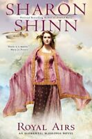 Book - Royal Airs: An Elemental Blessings Novel by Sharon Shinn - Hardcover