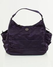lululemon arabesque bag in black swan seabed print with tinted canvas lining