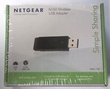 Brand New Netgear WNA1100 N150 Wireless USB Adapter WIFI