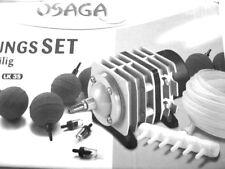 OSAGA Teichbelüftungs-Set/Eisfreihalter LK-35