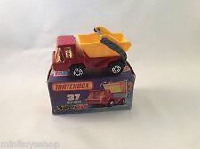 Matchbox lesney no. 37 Skip Truck Superfast