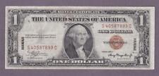 1935A $1.00 HAWAII *World War II* Silver Certificate!         x6a