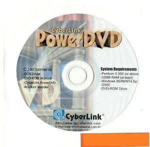 CYBERLINK POWER DVD-In Envelope