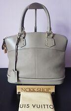 100% Authentic LOUIS VUITTON Cuir Suhali Lockit Verone Handbag