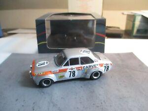 Ford Escort Garvey 24 h de Spa 1973 - Trofeu 1/43