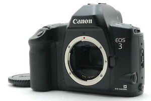 MINT/ Canon EOS3 Body SLR 35mm Film Camera from Japan #1254