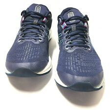 Asics Womens GT 000 8 Athletic Running Shoes Peacoat Ice 1012A460 Size 9.5 Us
