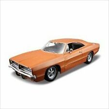 MAISTO 1969 DODGE CHARGER R/T COPPER 1/25 DIECAST 31256COP