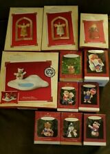 NEW Lot of 11 Assorted Hallmark Vintage Ornaments