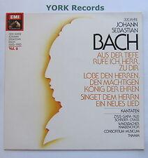 ED 29 0368 1 - BACH - Cantatas BWV 131/137/190 ZYLIS-GARA / RUSS - Ex LP Record