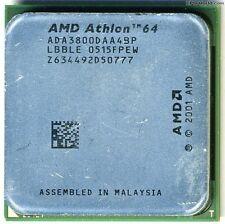 AMD Athlon 64 3800+, 939, FSB 1000, 2,4 GHz, 512 KB L2, ADA3800DAA4BP