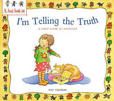 A First Look at: Honesty: I'm Telling the Truth-ExLibrary