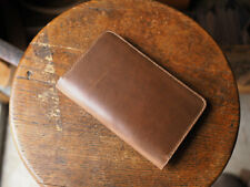 Hollows Leather Outbound - Field Wallet - Natural Chromexcel