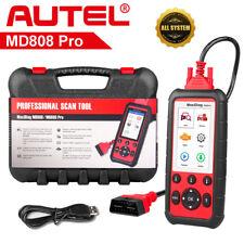 Autel MD808 Pro OBD2 Scanner ABS SRS Airbag Diagnostic Code Readers Transmission