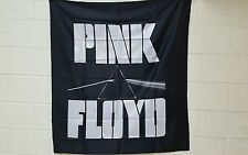 Pink Floyd DSOTM 40x45  Fabric wall hanging tapestry NOS