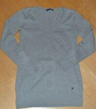 W3591 Arizona Damen Rundhals Strick Pullover Inka Muster Natur 36//38