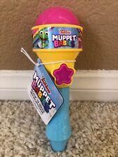 Disney Junior Muppet Babies Rock N' Sing Microphone Blue Purple Boy 2019