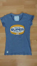 Superdry Hip Length Plus Size Graphic T-Shirts for Women