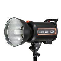 Godox QT400 400W Professional Studio Strobe Flash Lighting Lamp Bulb Head 110V