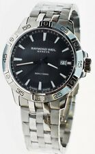 Raymond Weil Tango - Gray Dial Mens Watch 8160-ST2-60001 NEW w/out tags