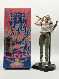 """Suicide Squad Harley Quinn Crazy Toys 1/6TH Real Clothes PVC Figure New 12"""""""