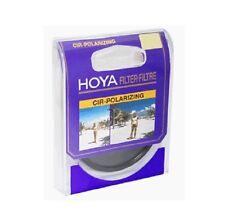 Hoya 77mm Circular Polarizer Glass Filter, London