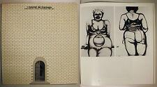 MATERIALI DEL LINGUAGGIO ARTISTI TEDESCHI FIRENZE Strozzi 1977 Arte Contemp.
