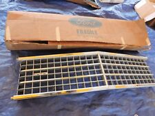NOS 1980 1981 FORD FAIRMONT FRONT GRILL GRILLE NEW OLD STOCK E0BZ-8200 NEW