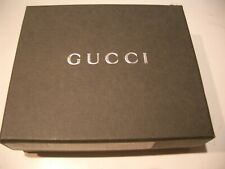 """Gucci Men's  Empty  Box  For Wallet  Size 4.5"""" X 5.5"""""""