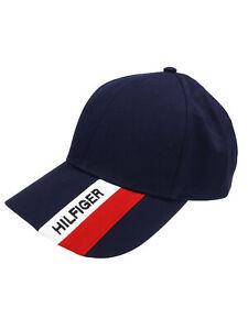 Tommy Hilfiger Herren Kappe Cap Baseballcap Corporate Cap OneSize Blau
