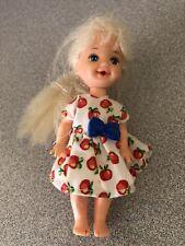 "Vintage 1994 - Kelly Litter Sister  4"" Doll"