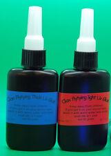 100 Gram Thick & Light UV Resin, Glue for Fly Tying, Fly Fishing